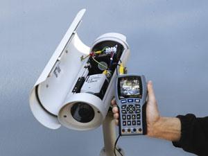 Заказать обслуживание систем видеонаблюдения загородного дома