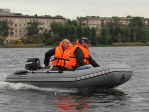 Лодки хантер для организации загородного отдыха
