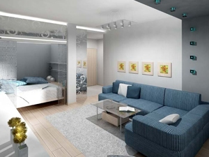 Однокомнатные квартиры в Иваново
