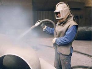 Пескоструйная очистка – эффективная и деликатная обработка поверхностей