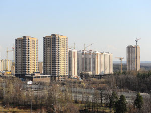Новостройки в Бутово