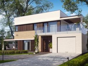 Выбрать проект загородного дома на a1-dom.ru