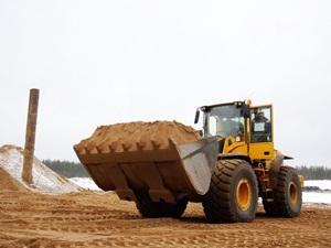 Купить песок в Раменском для строительства коттеджа