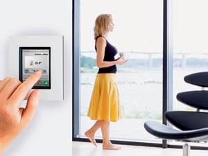 Электрический терморегулятор для теплого пола
