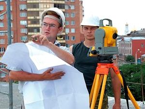 Геодезические работы при строительстве частного дома
