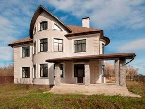 Купить дом в поселке, на земельных участках по западному направлению от МКАД