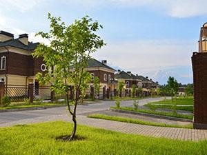 Коттеджный поселок на Можайском шоссе предлагает недвижимость высшего класса