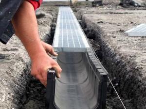 Решетчатые настилы для коттеджей на земельных участках по Киевскому шоссе
