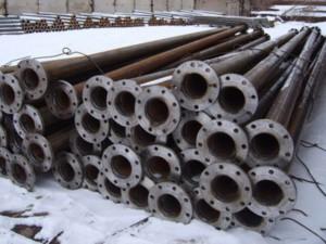 Трубы электросварные применяются при строительстве недвижимости на земельных участках по Киевскому шоссе