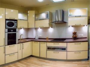 Кухни и корпусная мебель для домов, построенных на земельных участках по Киевскому шоссе