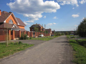 Строительство загородных домов под Екатеринбургом и на участках по Киевскому шоссе