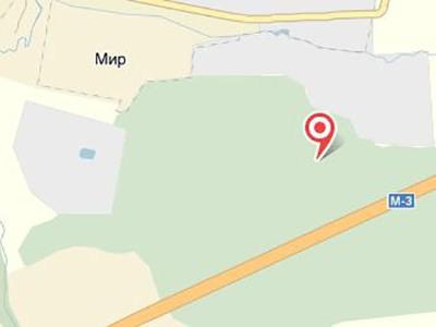 Земельный участок 20 соток, 2 км от МКАД, п. Западный
