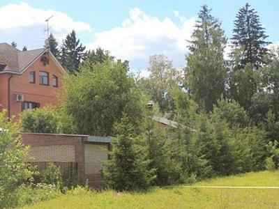 Земельный участок 20.3 соток, 23 км от МКАД, д. Хлопово
