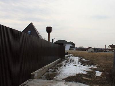Земельный участок 20 соток, 25 км от МКАД, д. Мартемьяново