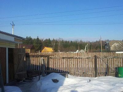 Земельный участок 7,5 соток, 28 км от МКАД, г. Апрелевка