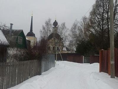 Земельный участок 8 соток, 29 км от МКАД, д. Мартемьяново