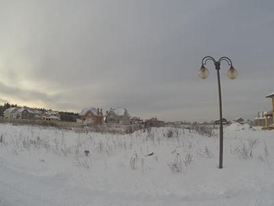Земельный участок 16.3 соток, 30 км от МКАД, д. Мартемьяново