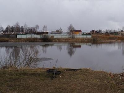 Земельный участок 10.2 соток, 36 км от МКАД, д. Петровское