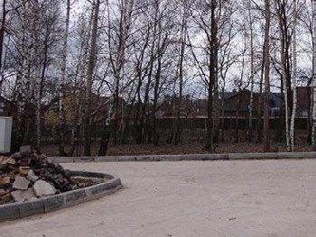 Земельный участок 28 соток, 7 км от МКАД, д. Голенищево