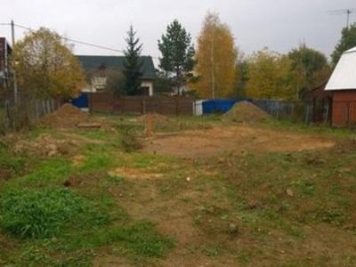 Земельный участок 8 соток, 10 км от МКАД, д. Нижнее Валуево
