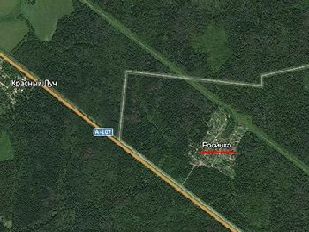 Земельный участок 10 соток, 40 км от МКАД, п. Шишкин Лес-2