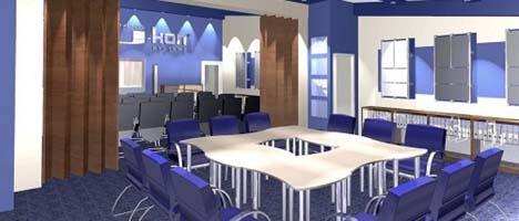 Как с минимальными затратами улучшить дизайн интерьера арендованного офиса?