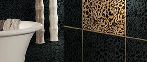 Дизайн помещения улучшит керамическая плитка