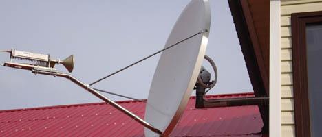 Интернет в загородном доме