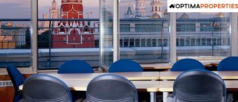 Специфика аренды офиса в центре Москвы