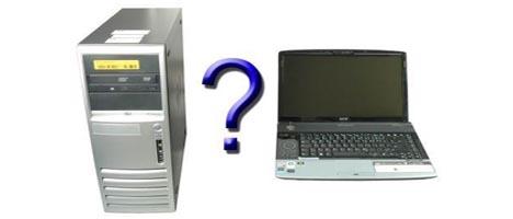 Ноутбук или стационарный компьютер