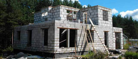 Купили участок, пора строить дом!